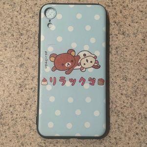 Sanrio / San-x Rilakkuma iPhone XR Case